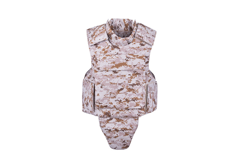 What Level Body Armor Does the Military Use?